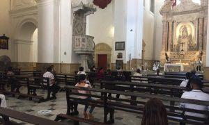 Inscríbete aquí para participar presencialmente de la Eucaristía en la Parroquia San Pedro Claver