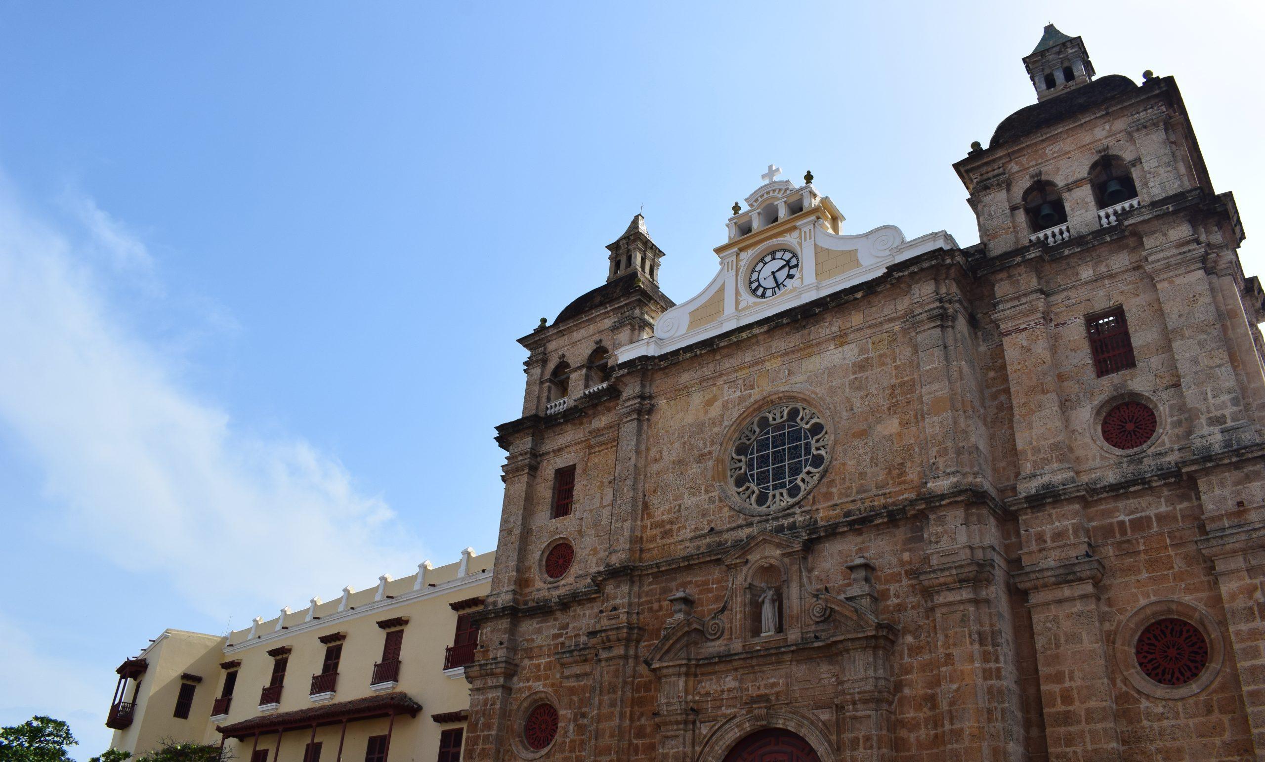 Mañana, vive el Domingo de Ramos con el Santuario de San Pedro Claver