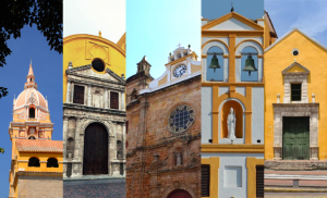 Horario de eucaristías | 5 Iglesias del centro histórico de Cartagena