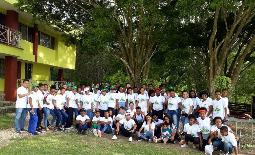 Esta tarde, participa del conversatorio 'Los jóvenes de la Ruta Verde hablan de Paz'